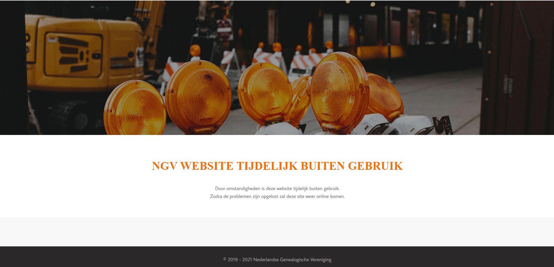 NGV site
